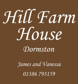 Welcome to Hill Farm House Worcester bed and breakfast